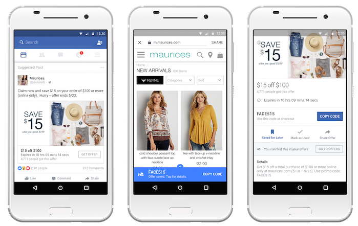 Facebook-offers Your Digital Marketing Weekly Roundup