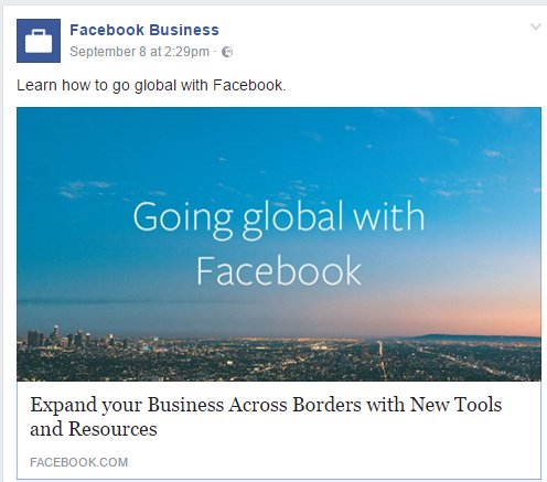 Facebook-global New Business Tools On Facebook and LinkedIn: Your Digital Marketing Weekly Roundup