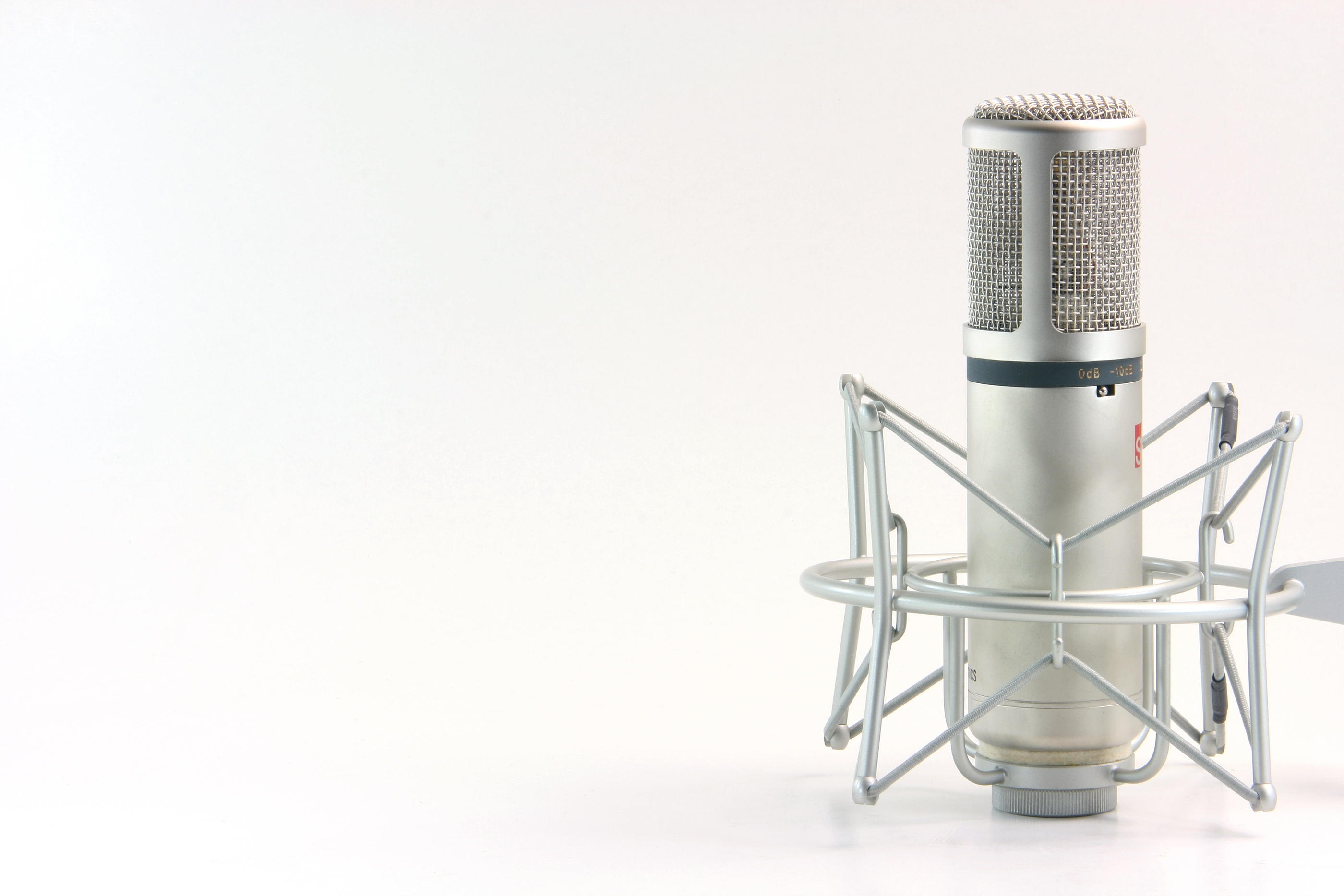 bigstock-Isolated-Microphone-2432326 Why your business should be involved with podcasts