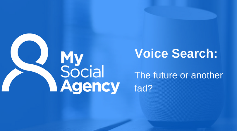 Voice-Search Voice search: the future or just another technology fad?