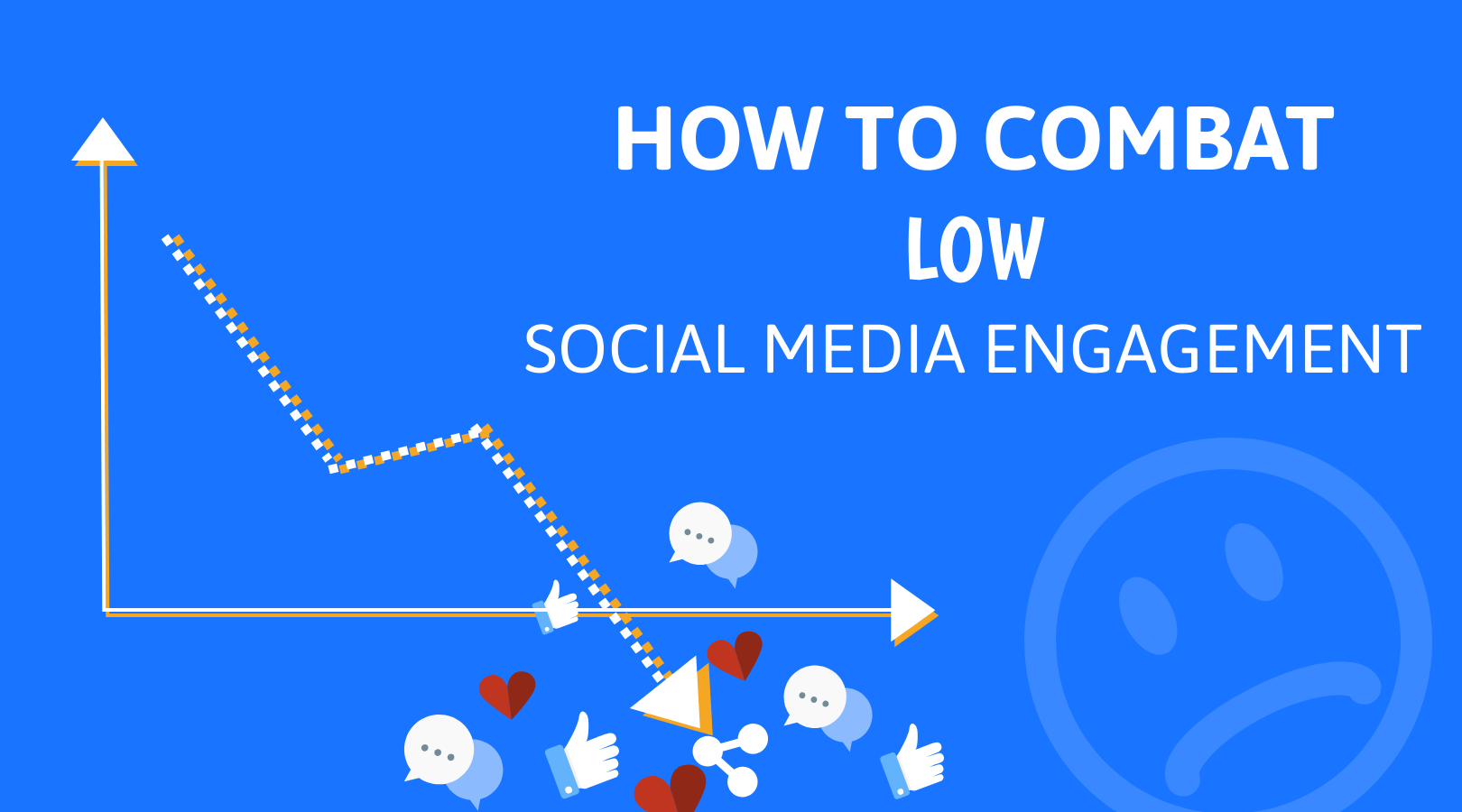 2 How to combat low social media engagement